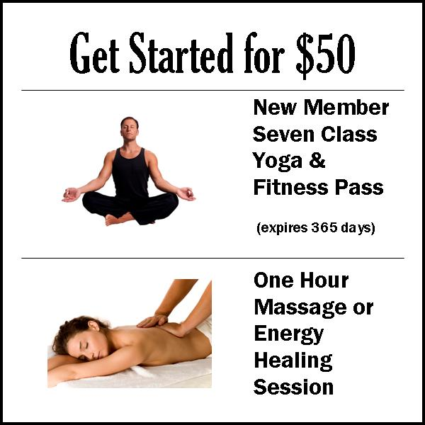Kansas City Yoga Massage Deal Intro Introductory Fitness &  Massage Specials